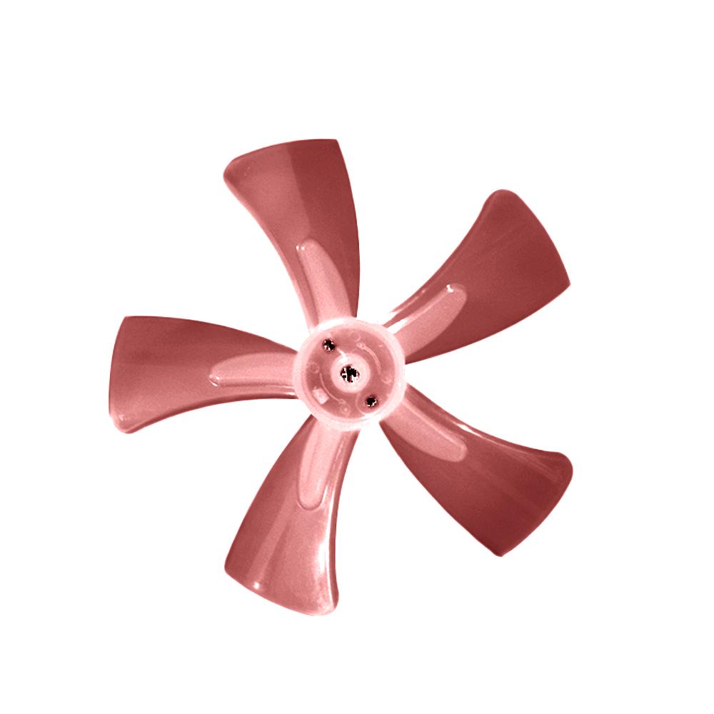 Ventilador Vermelho