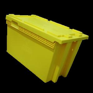 Caixa Lacrável Amarela GD