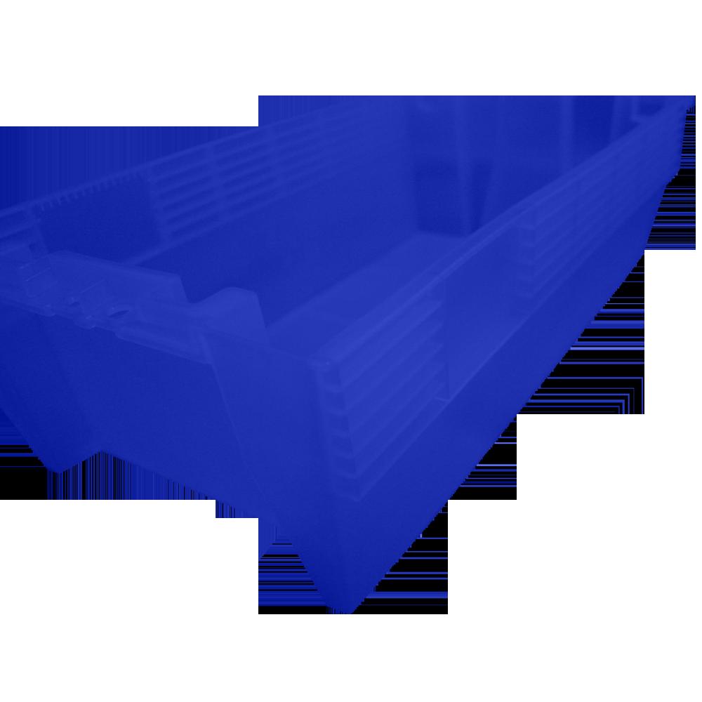 Caixa Lacrável Azul PQ