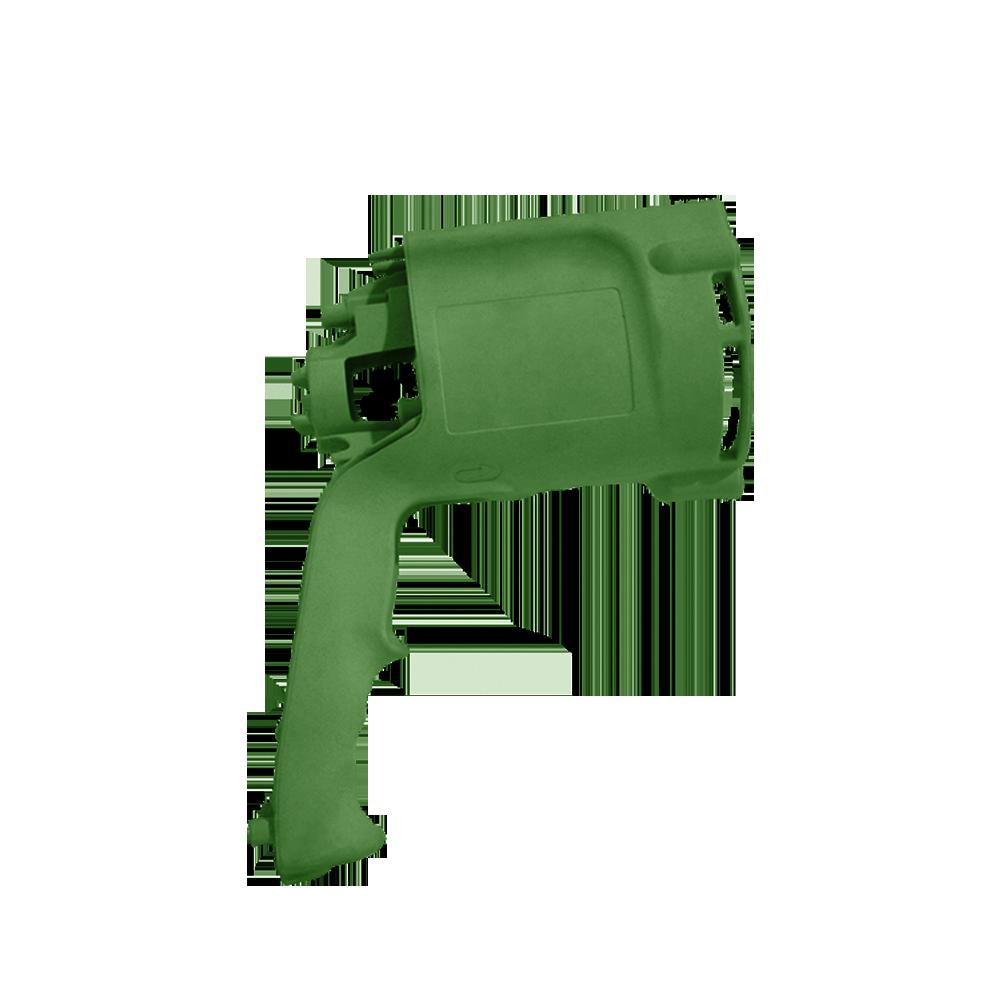 Corpo Furadeira Verde