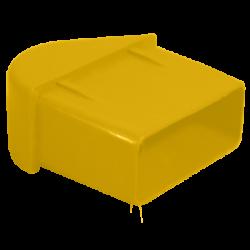 ponteira-superior-abaulada-amarela