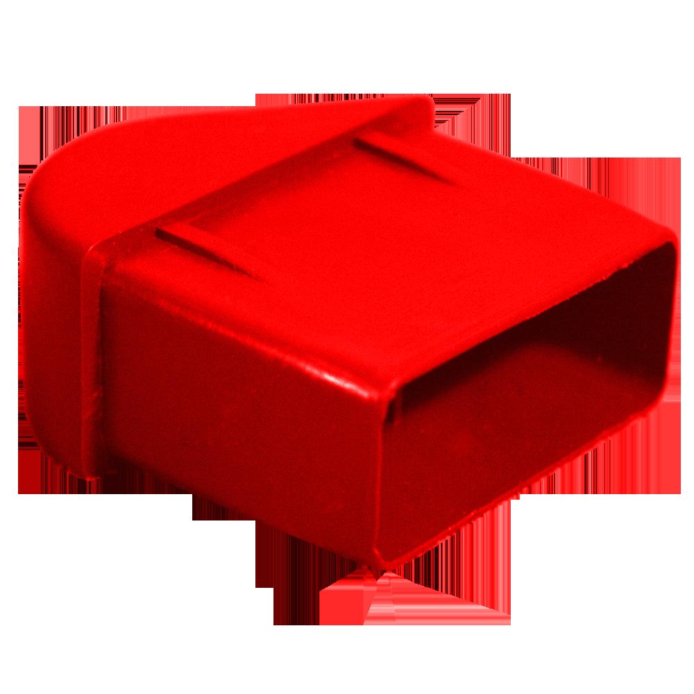 Ponteira ZI007 CV Vermelho