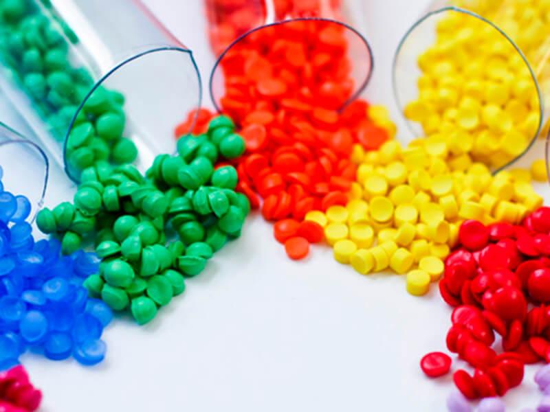Controle de qualidade dos plásticos
