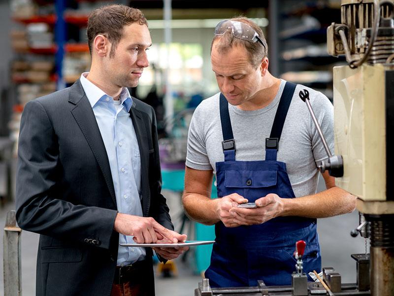 Gestão industrial – Quando devo dar aumento ao funcionário?