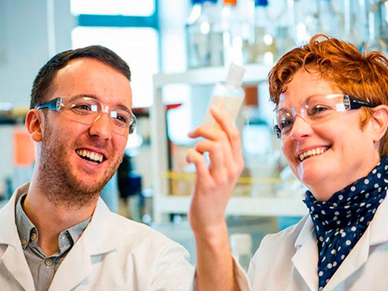 Cientistas criam microesferas ecológicas para cosméticos