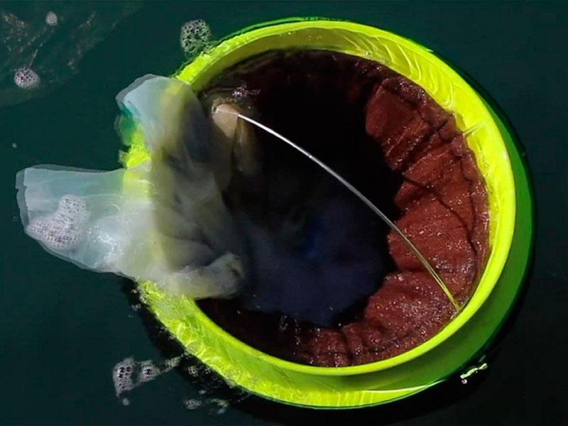 A lixeira que suga até 83 mil sacos plásticos por ano com energia solar