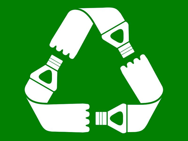 Como é feita a recuperação do plástico?