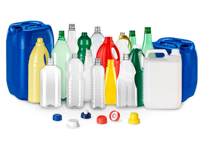 Plásticos: Inovação é constante nas embalagens