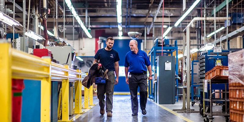 A importância de controlar a produção do chão de fábrica