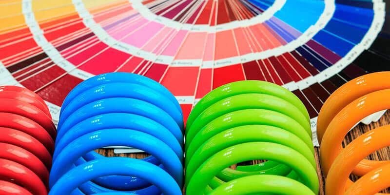 Quais as tendências para pintura de peças plásticas injetadas?