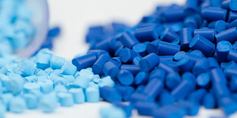 Injeção de plástico em PVC