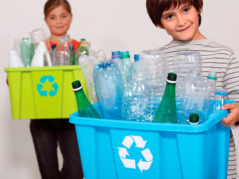 A reciclagem e o meio-ambiente