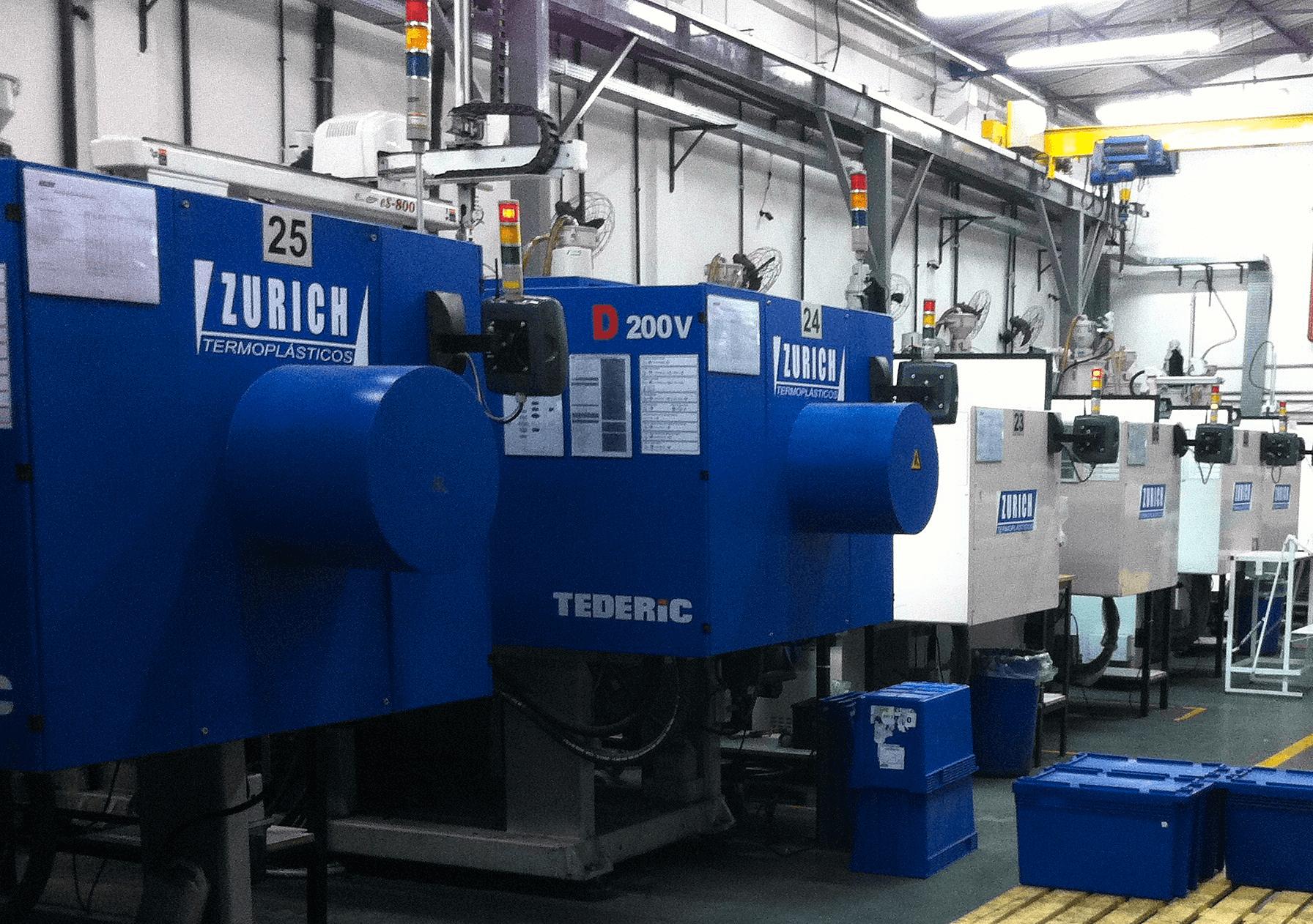A automação na Indústria do plástico diminui a produção de resíduos