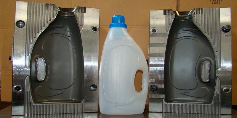Quais os tipos de moldes para injeção de termoplástico?
