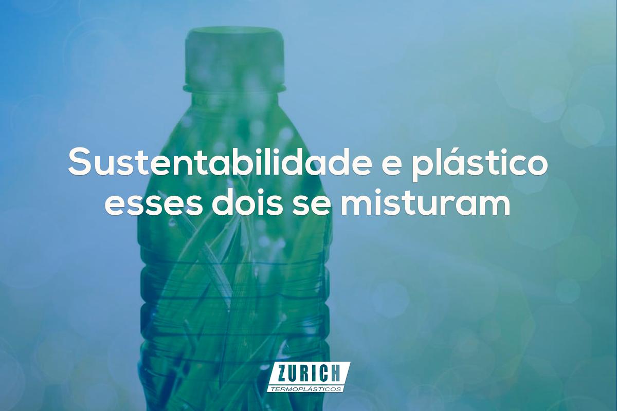 Sustentabilidade e plástico: esses dois se misturam?