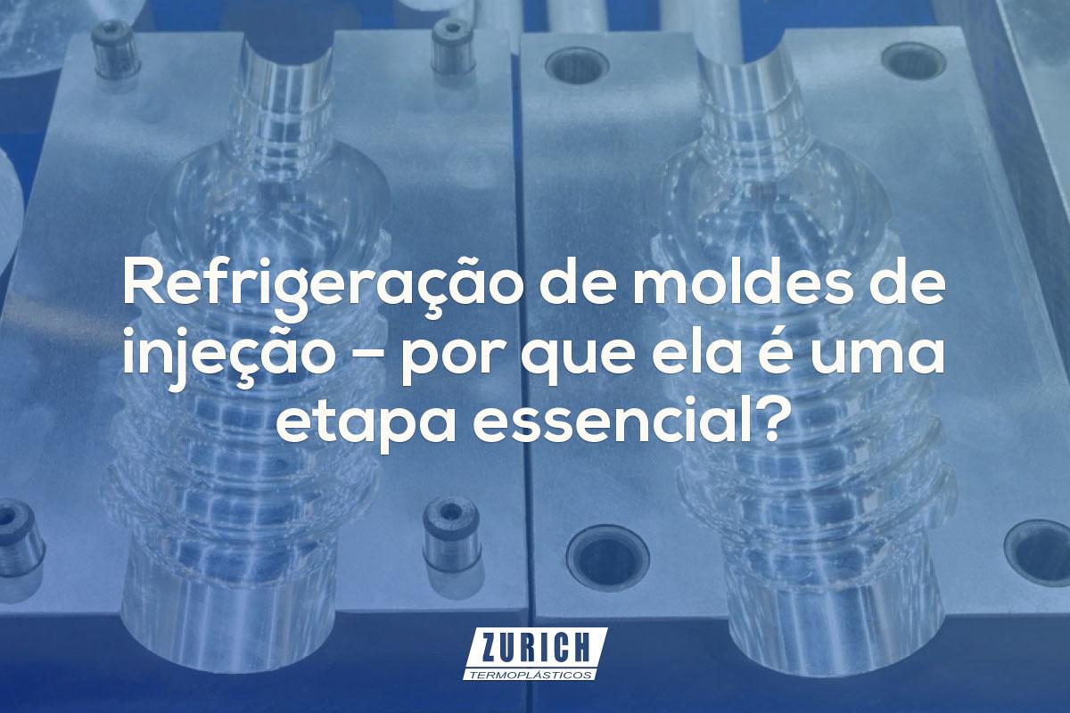 Refrigeração de moldes de injeção – por que ela é uma etapa essencial?