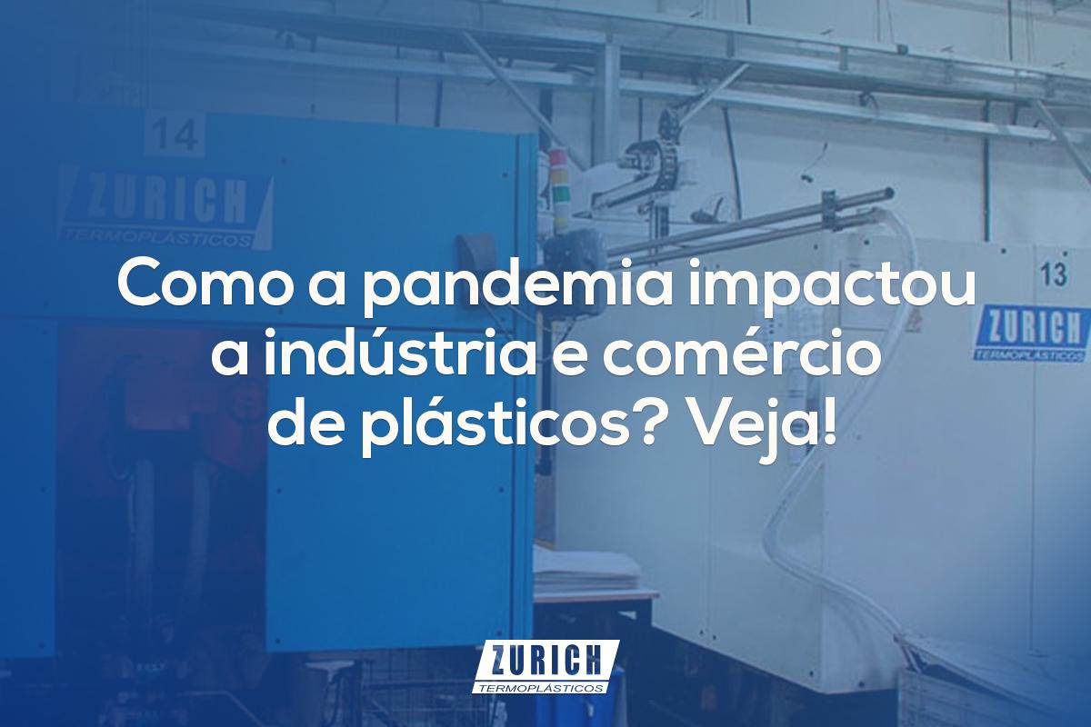 Como a pandemia impactou a indústria e comércio de plásticos? Veja!