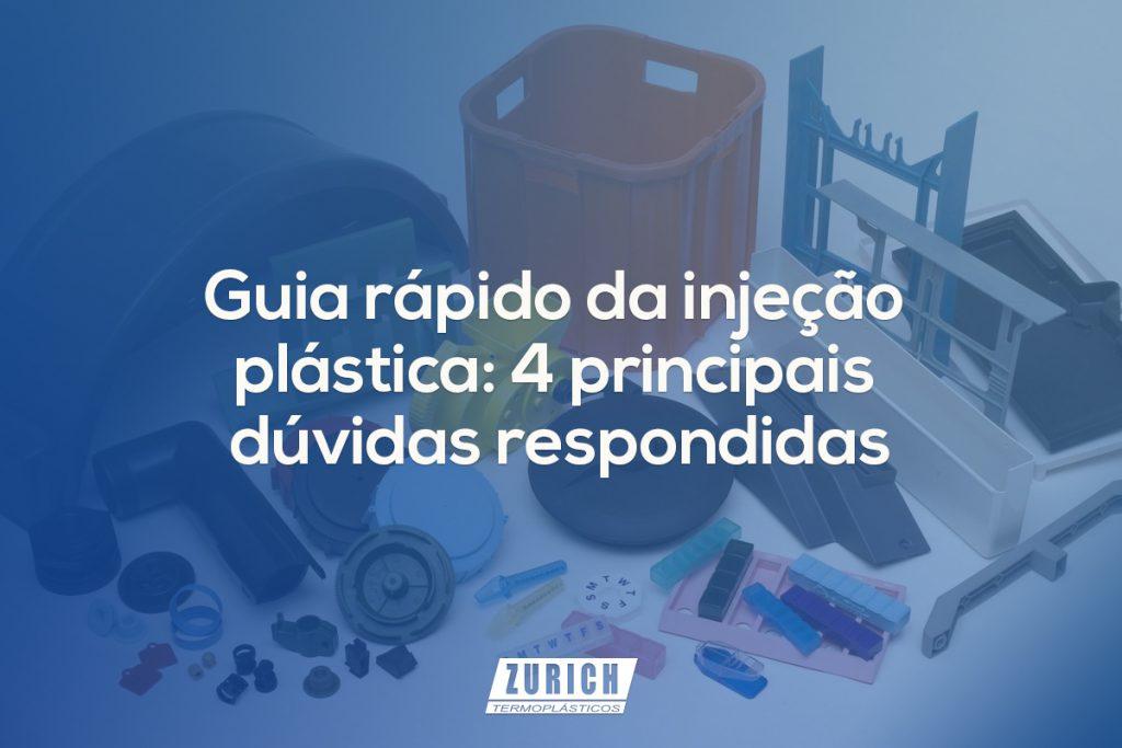 injeção plástica