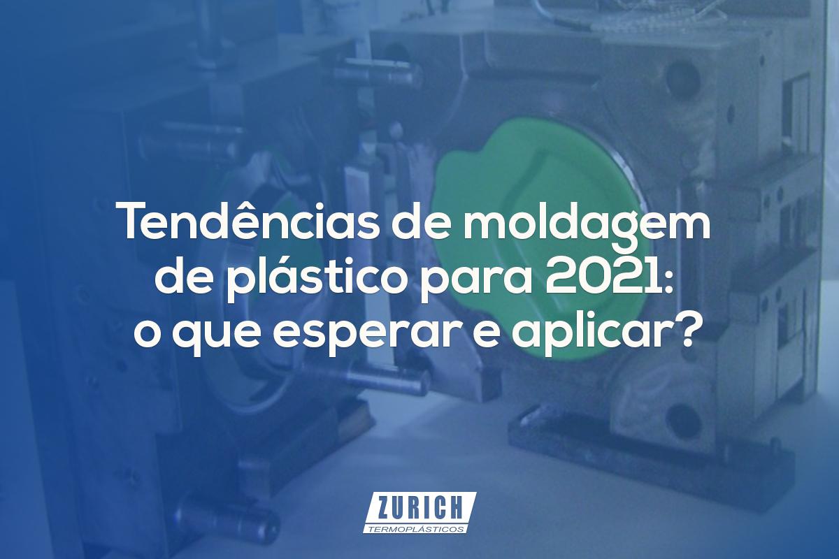 Tendências de moldagem de plástico para 2021: o que esperar e aplicar?