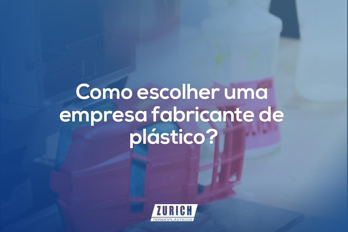Encontre a melhor empresa de fabricação de plástico com esses passos